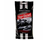 Влажные салфетки TOP GEAR для ухода за интерьером автомобиля