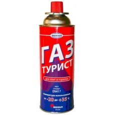 """Газ в баллонах""""ТУРИСТ"""" для портативных газовых приборов"""
