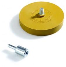 Диск AB для снятия липких лент со шпинделем (гладкий) D90 мм