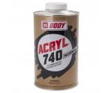 Растворитель Body Acryl Normal 740 (1л)