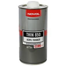 Разбавитель для акриловых изделий NOVOL THIN 850стандартный  (0,5л)