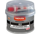 Шпатлёвка Novol Alu (0,25 кг.)