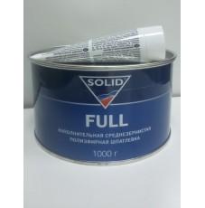 Шпатлёвка Solid FULL-среднезернистая 1000 г.
