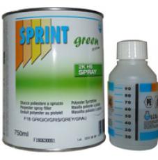 Шпатлёвка 2К Sprint жидкая Spray F18