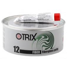 Шпатлёвка 2К OTRIX со стекловолокном FIBER 12 1,8кг
