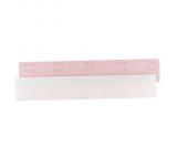 Абразивная полоска IFILM Red ISISTEM 70*420мм без отверстий