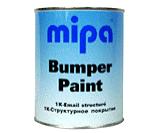 Краска структурная для пластмассы Mipa 0,5л