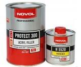 Грунт акриловый автомобильный MS NOVOL Protect 300 (1л+0,25л)