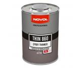 Разбавитель NOVOL 860 THIN для эпоксидного грунта NOVOL (1л)