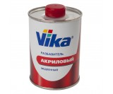 Разбавитель акриловый универсальный 1301 медленный Vika (0,32л)