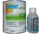 F18 Шпатлевка полиэфирная напыляемая (жидкая) Sprint Spray (0,75л/1,2кг)
