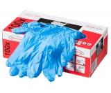 Перчатки нитриловые устойчивые к раствор. Colad (размер L)